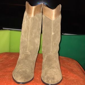 Reba suede Boots New